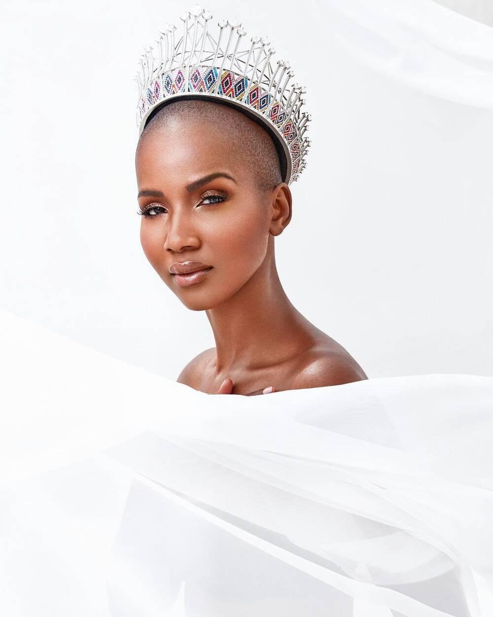 Hoa hậu Nam Phi - Shudufhadzo Musida.