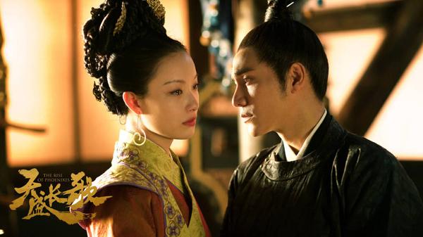 Những mỹ nhân Hoa ngữ thành công ở mảng điện ảnh nhưng thất bại ở mảng truyền hình 19