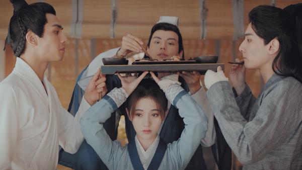 'Thư Sinh Xinh Đẹp': Nơi 'se duyên' cho Cúc Tịnh Y – Tống Uy Long 5