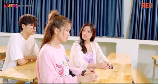 'Bạn trai song sinh' tập 15: Lu An bất ngờ tỏ tình, Tú Tri kẹt giữa... cuộc tình tay tư 3
