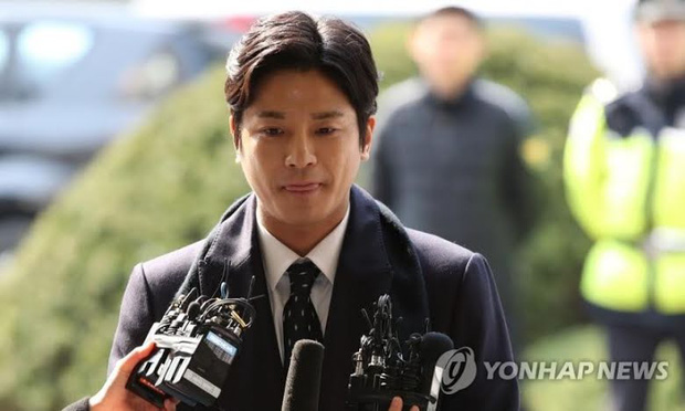 Kim Sang Kyo - người đàn ông đã khui ra nhiều sự việc ở Burning Sun