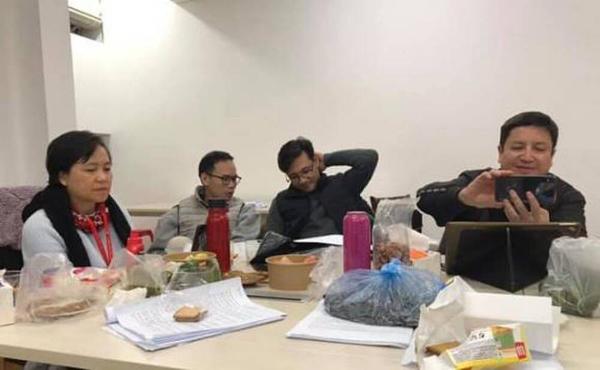Xôn xao thông tin nghệ sĩ Quốc Khánh không đóng vai Ngọc Hoàng trong Táo Quân 2021 2