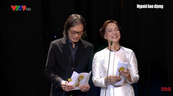 Văn Phượng rơi nước mắt, Nhan Phúc Vinh hạnh phúc nhận giải Nam – Nữ diễn viên xuất sắc tại Mai Vàng lần thứ 26 0