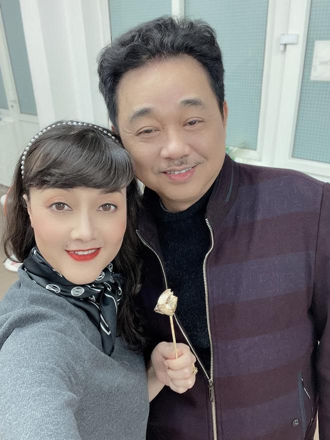 Nghệ sĩ Quốc Khánh xuất hiện khiến mọi người càng mong chờ vào Táo Quân 2021.