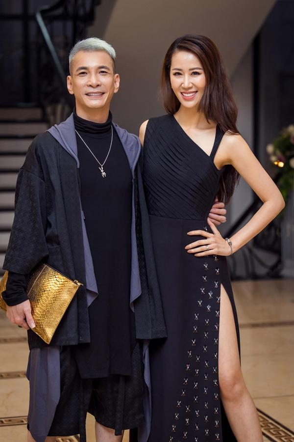 Mới đây,hoa hậu kiêm MC Dương Thùy Linh đã tham dự một sự kiện tại Hà Nội với vai trò ban giám khảo.