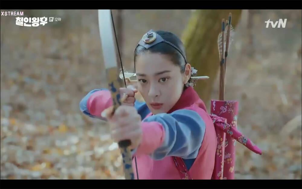 'Mr. Queen' tập 12: Shin Hye Sun đau khổ vì Kim Hyun Jung bị nổ chết do thuốc súng 0