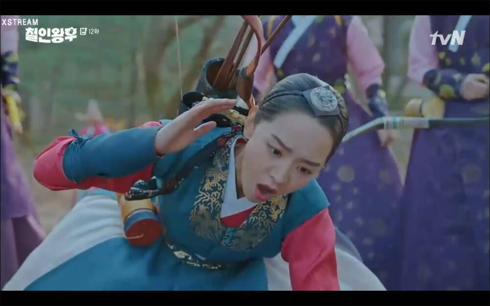 'Mr. Queen' tập 12: Shin Hye Sun đau khổ vì Kim Hyun Jung bị nổ chết do thuốc súng 4