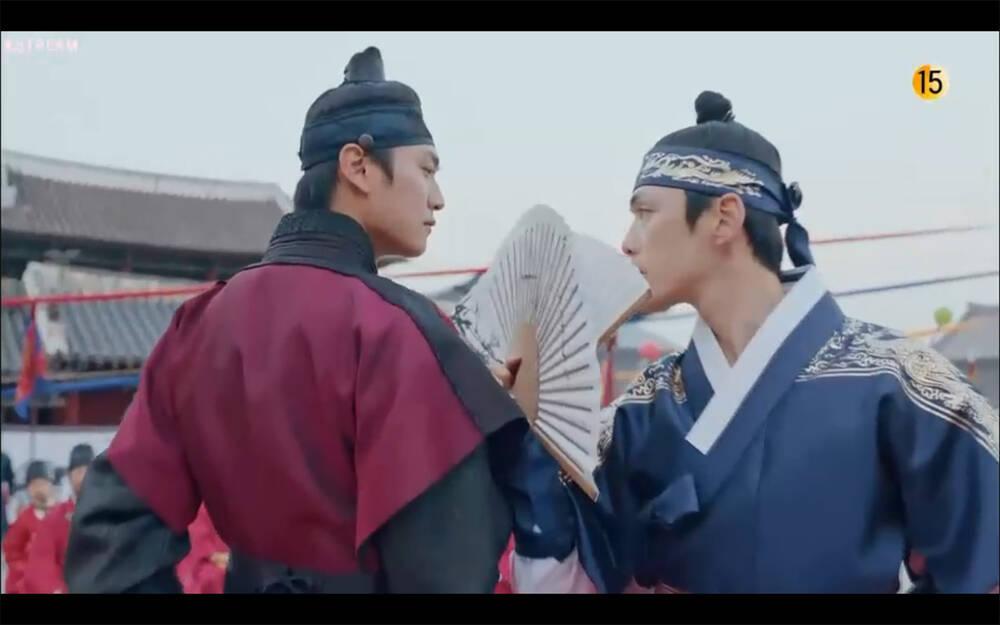 'Mr. Queen' tập 12: Shin Hye Sun đau khổ vì Kim Hyun Jung bị nổ chết do thuốc súng 6