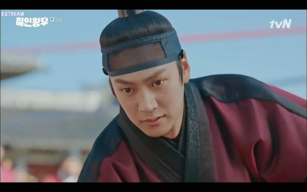 'Mr. Queen' tập 12: Shin Hye Sun đau khổ vì Kim Hyun Jung bị nổ chết do thuốc súng 8