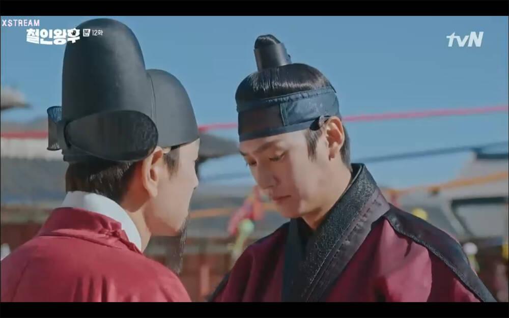 'Mr. Queen' tập 12: Shin Hye Sun đau khổ vì Kim Hyun Jung bị nổ chết do thuốc súng 10