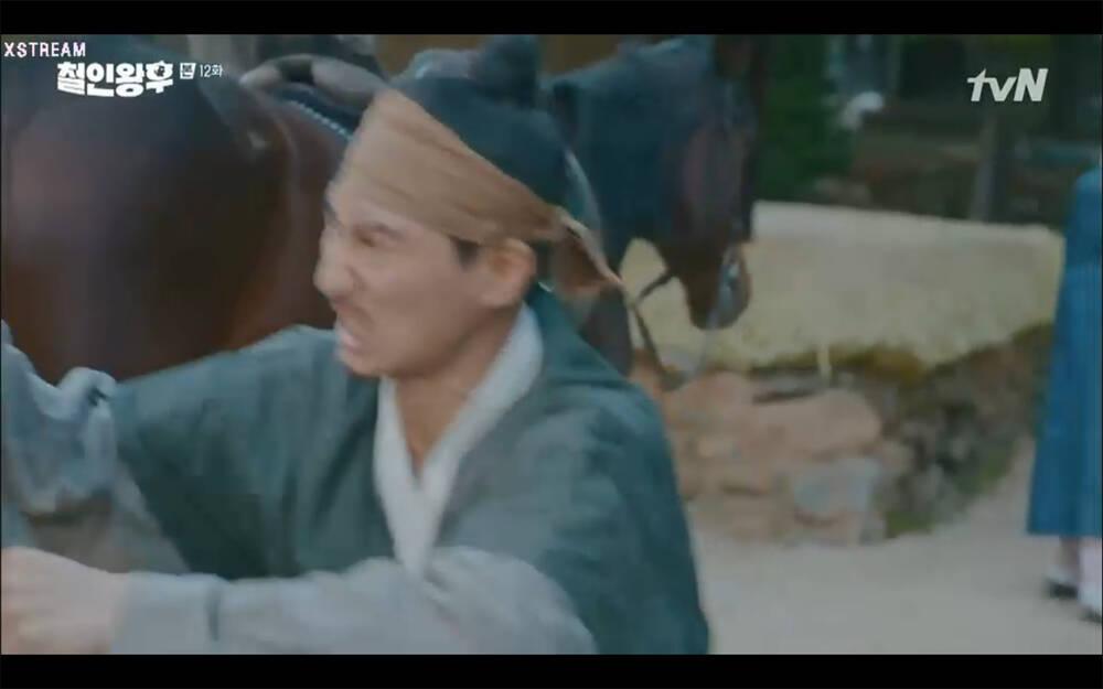 'Mr. Queen' tập 12: Shin Hye Sun đau khổ vì Kim Hyun Jung bị nổ chết do thuốc súng 12
