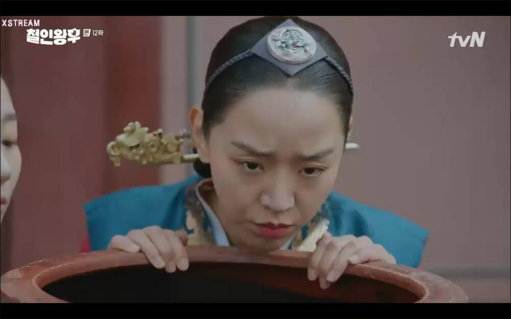 'Mr. Queen' tập 12: Shin Hye Sun đau khổ vì Kim Hyun Jung bị nổ chết do thuốc súng 15