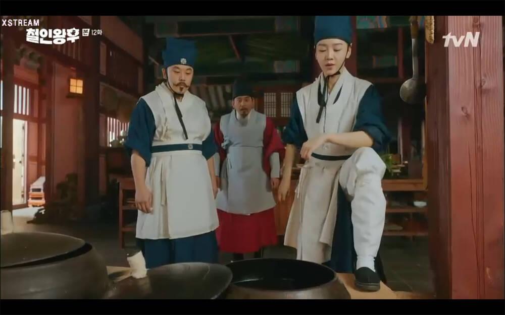 'Mr. Queen' tập 12: Shin Hye Sun đau khổ vì Kim Hyun Jung bị nổ chết do thuốc súng 16