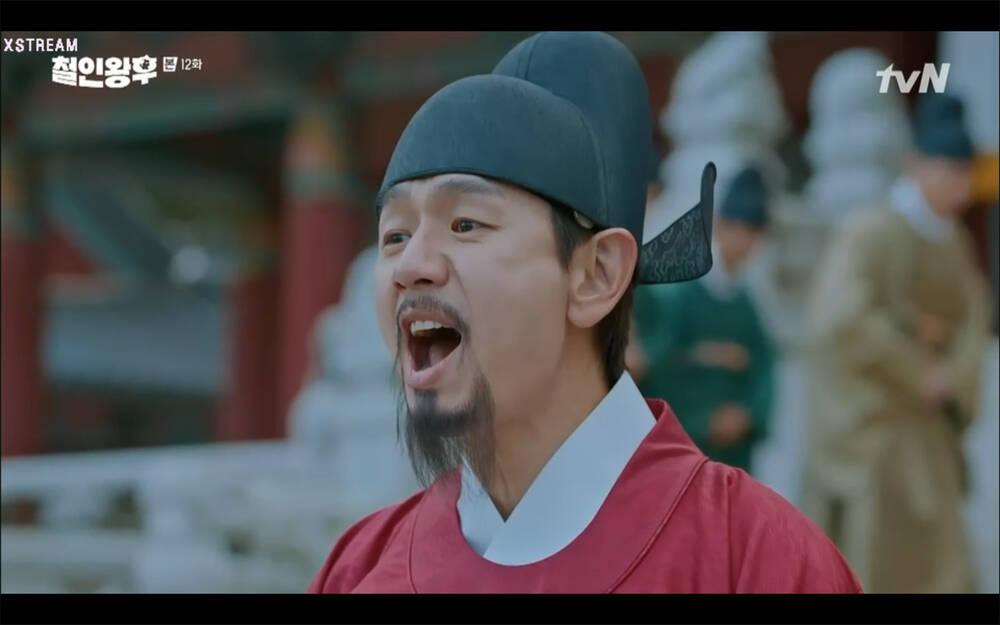 'Mr. Queen' tập 12: Shin Hye Sun đau khổ vì Kim Hyun Jung bị nổ chết do thuốc súng 26