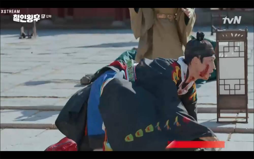 'Mr. Queen' tập 12: Shin Hye Sun đau khổ vì Kim Hyun Jung bị nổ chết do thuốc súng 36