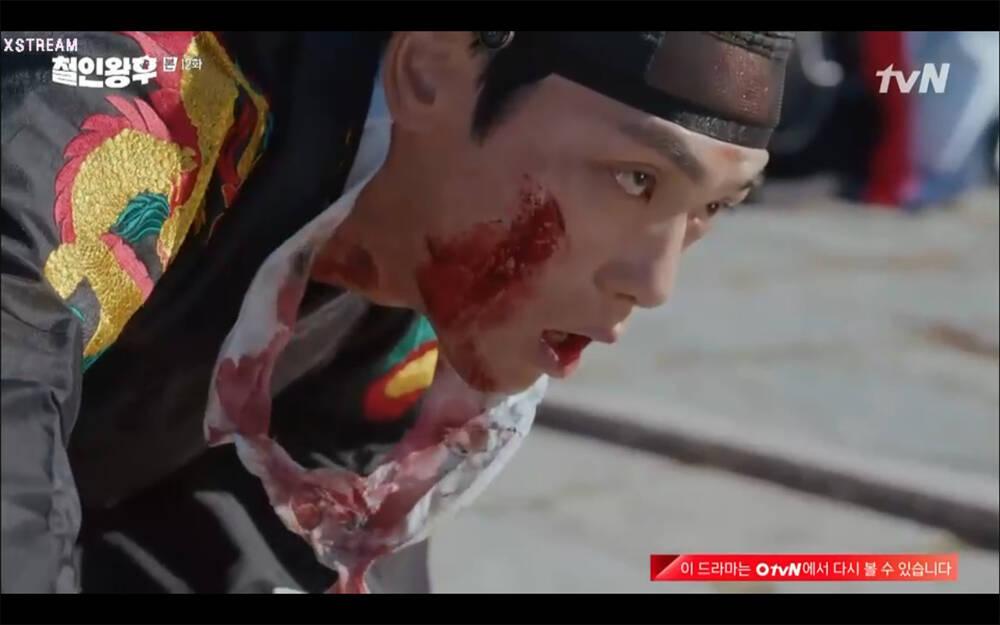 'Mr. Queen' tập 12: Shin Hye Sun đau khổ vì Kim Hyun Jung bị nổ chết do thuốc súng 37