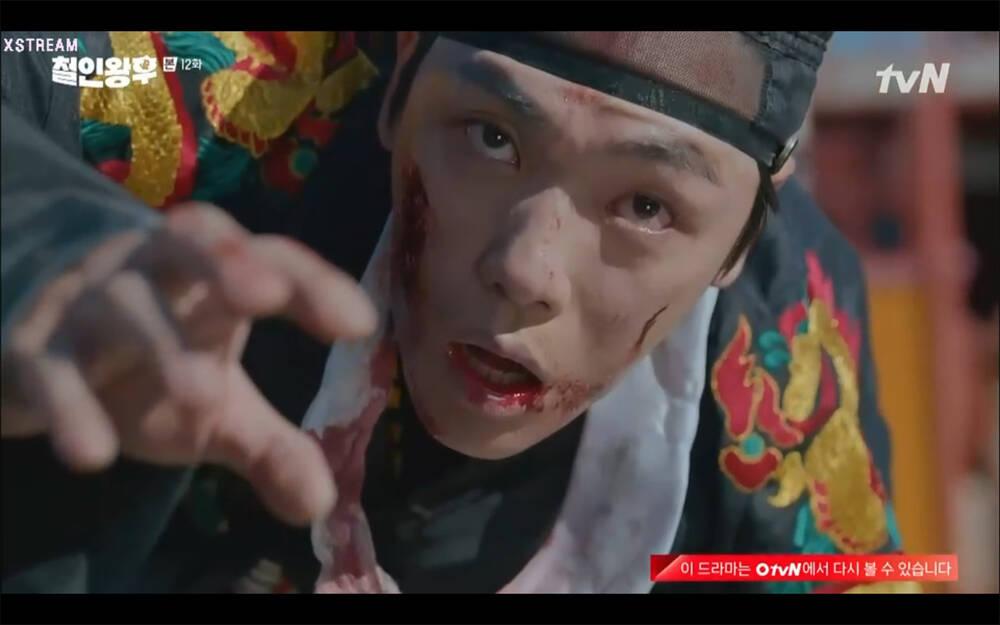 'Mr. Queen' tập 12: Shin Hye Sun đau khổ vì Kim Hyun Jung bị nổ chết do thuốc súng 38