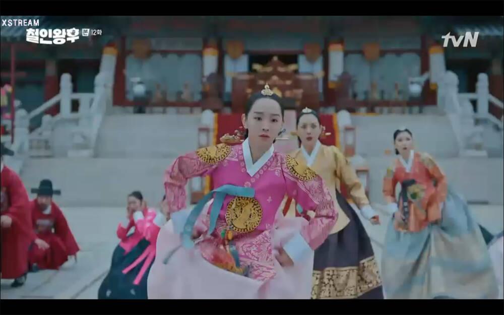 'Mr. Queen' tập 12: Shin Hye Sun đau khổ vì Kim Hyun Jung bị nổ chết do thuốc súng 39