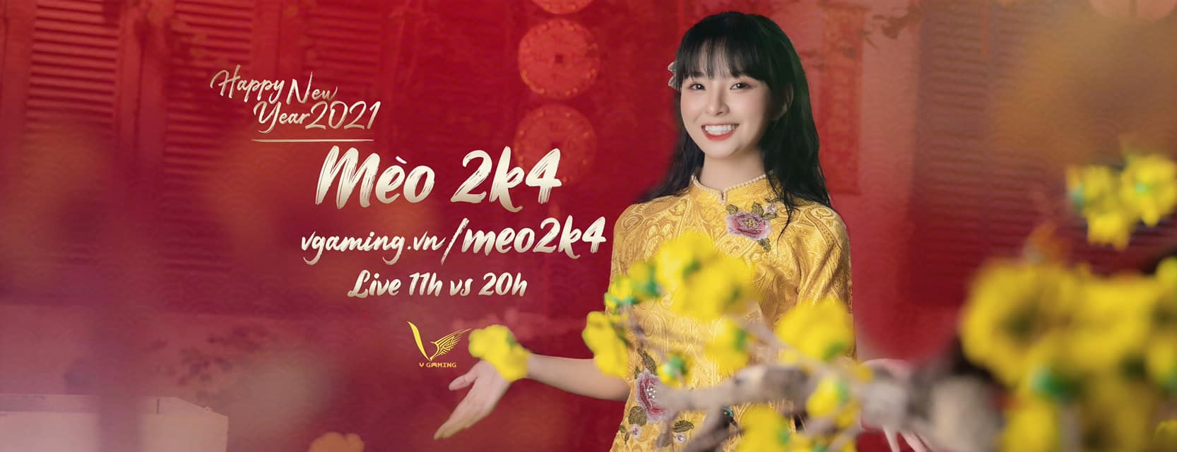 Mèo 2k4 tên thật là Nguyễn Hoa, sinh năm 1999 chứ không phải 2004 như tên gọi của cô