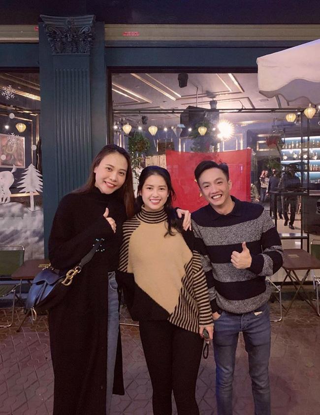 Hình ảnh Cường Đô la và Đàm Thu Trang tại Lạng Sơn - quê nhà bạn gái.