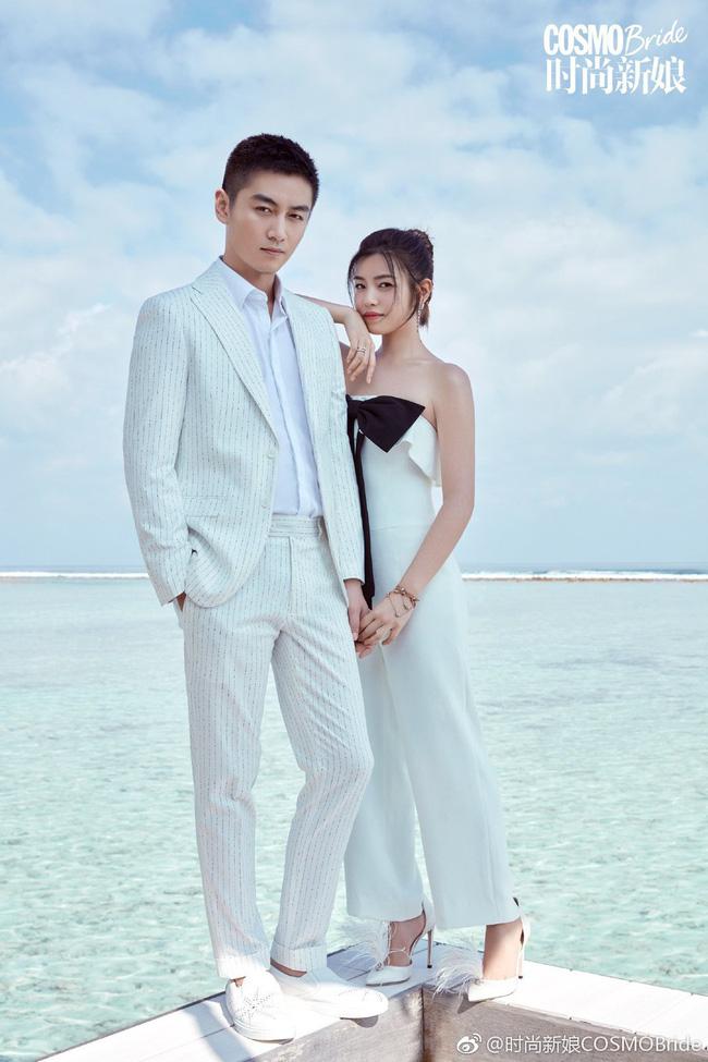 Trọn vẹn bộ ảnh cưới cặp đôi Trần Hiểu - Trần Nghiên Hy chụp lần 2 hâm nóng tình cảm vợ chồng 2