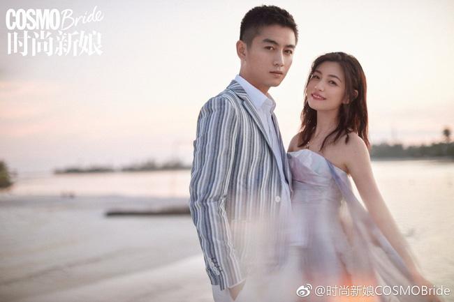 Trọn vẹn bộ ảnh cưới cặp đôi Trần Hiểu - Trần Nghiên Hy chụp lần 2 hâm nóng tình cảm vợ chồng 7