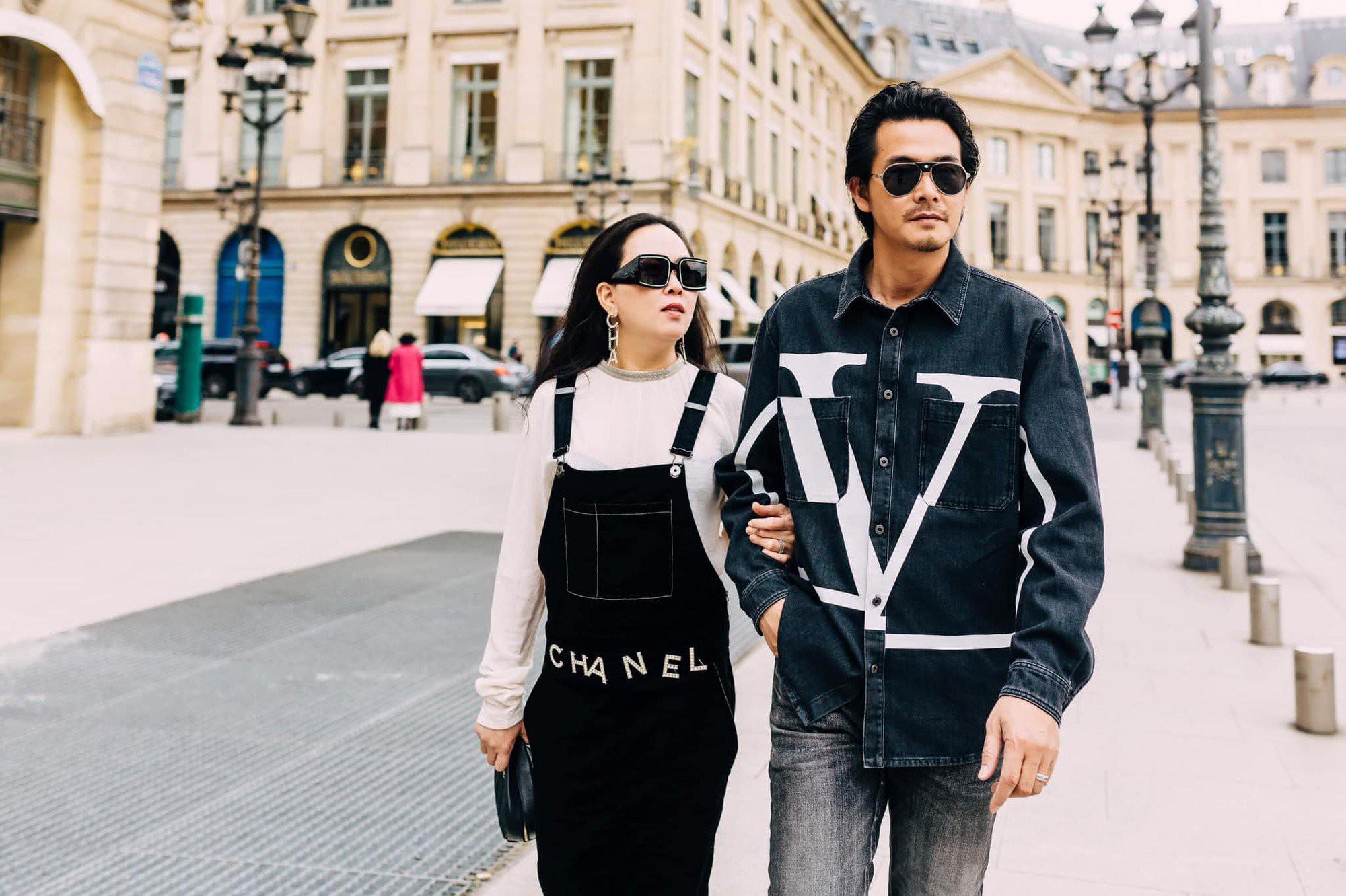 Lùm xùm sau ly hôn của Lê Phương và Quách Ngọc Ngoan từng gây chú ý khi nam diễn viên bị phanh phui chuyện ngoại tình với đại gia Phượng Chanel.