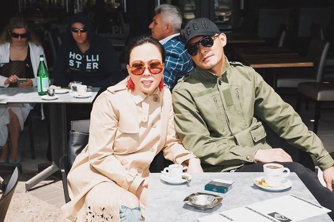 Bị cho là 'kẻ bội bạc' sau cuộc hôn nhân ngắn ngủi với Lê Phương, cuộc sống của Quách Ngọc Ngoan giờ thế nào khi về bên Phương Chanel? 2