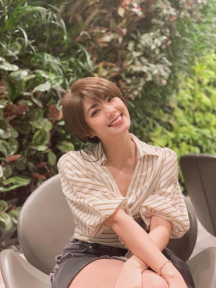 Chân dung bạn gái tin đồn của Tim: Là tình cũ Karik, nhan sắc không hề kém cạnh Trương Quỳnh Anh 4