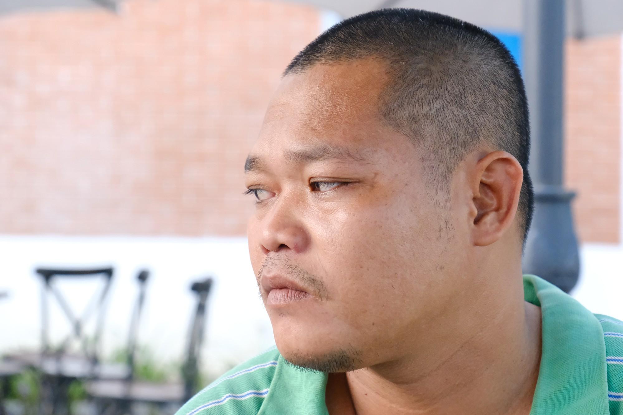 Anh Tuấn, chồng chị Cương.