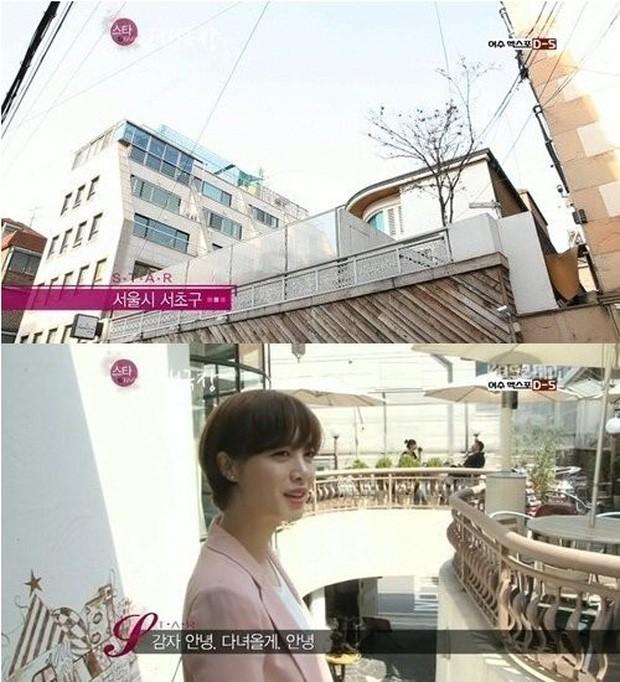 Căn hộ hạng sang mà Goo Hye Sun sinh sống trước khi cưới chồng