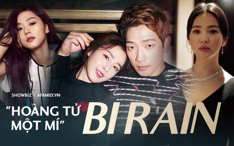 Kim Tae Hee có tình đầu 5 năm, Bi Rain cũng không hề kém cạnh khi sở hữu danh sách 'bạn gái' đẳng cấp: Song Hye Kyo và Jun Ji Hyun đều có mặt? 0