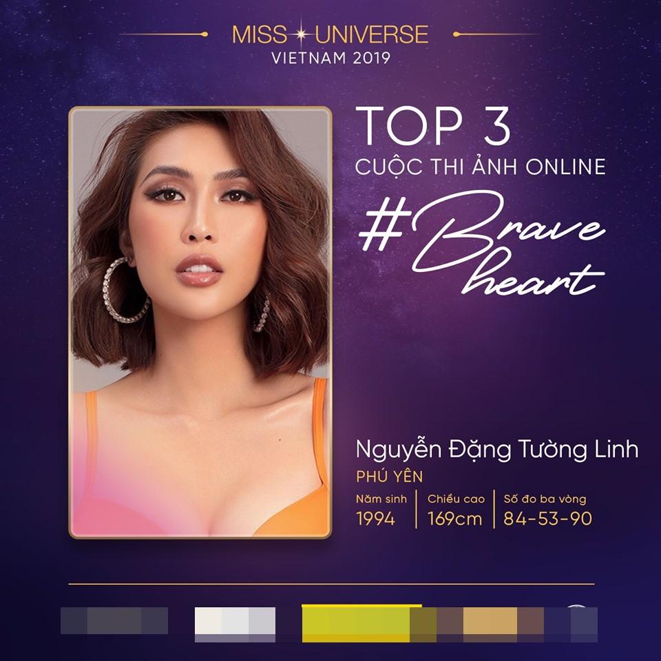 Đúng như dự đoán, đây chính là nhân vật 'quyền lực' của Hoa hậu Hoàn vũ Việt Nam 2019, chiến thắng áp đảo trong vòng bình chọn đầu tiên 1