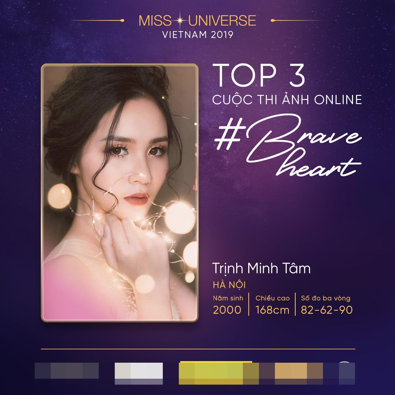 Đúng như dự đoán, đây chính là nhân vật 'quyền lực' của Hoa hậu Hoàn vũ Việt Nam 2019, chiến thắng áp đảo trong vòng bình chọn đầu tiên 2
