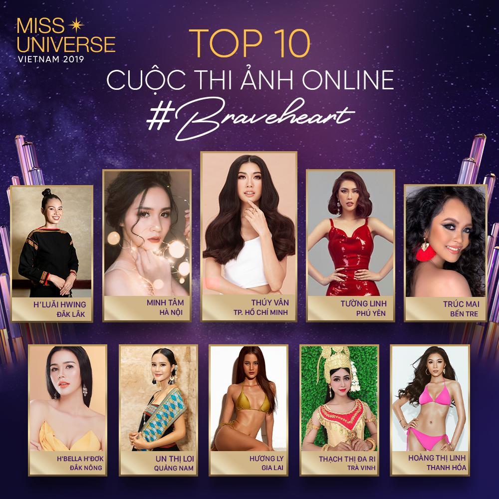 Đúng như dự đoán, đây chính là nhân vật 'quyền lực' của Hoa hậu Hoàn vũ Việt Nam 2019, chiến thắng áp đảo trong vòng bình chọn đầu tiên 3