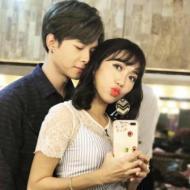 Tiếp tục một cặp đôi đẹp không kém Thái Trinh - Quang Đăng đã chia tay? 1