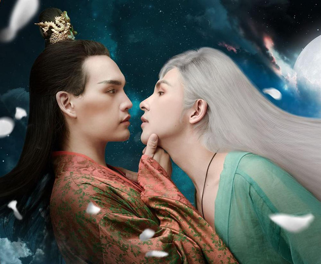 Dân mạng xứ Trung 'phát cuồng' trước độ điển trai của Denis Đặng - mỹ nam có nụ hôn cực ngọt với Nguyễn Trần Trung Quân 6