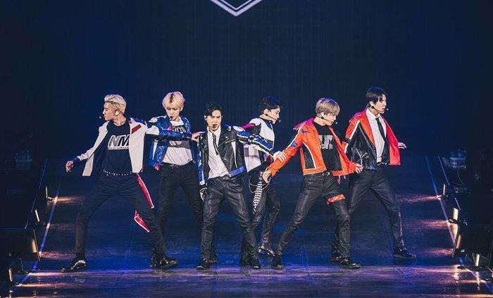 EXOtiếp tục thống lĩnh các BXH âm nhạc lớn tại Hàn Quốc.