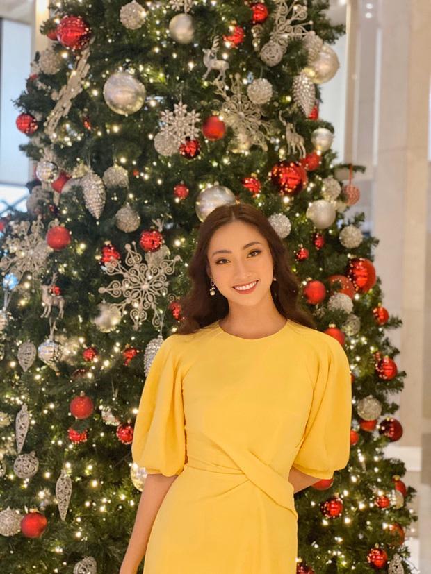 Đẳng cấp nhan sắc của Lương Thuỳ Linh: Trung thành với duy nhất một kiểu make up thẳng tiến vào Top 12 Miss World 2019 2