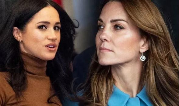 Hai nàng dâu hoàng gia được cho là không liên lạc với nhau trong vòng 6 tháng qua.