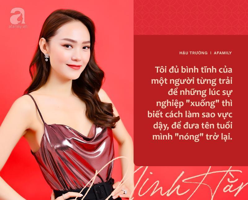 Minh Hằng tuyên bố ngày làm mẹ sẽ không còn xa, bất ngờ tiết lộ mối quan hệ với Thanh Hằng theo cách lạnh lùng 1