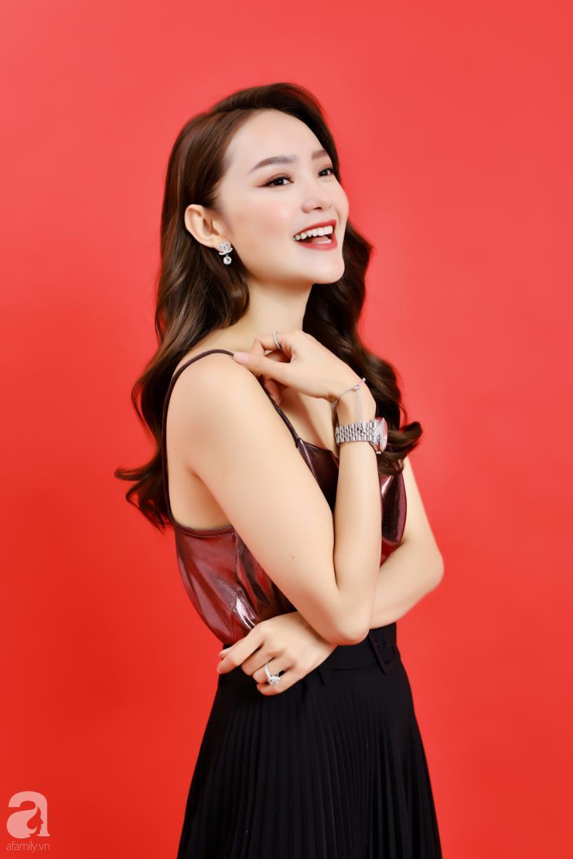 Minh Hằng tuyên bố ngày làm mẹ sẽ không còn xa, bất ngờ tiết lộ mối quan hệ với Thanh Hằng theo cách lạnh lùng 4