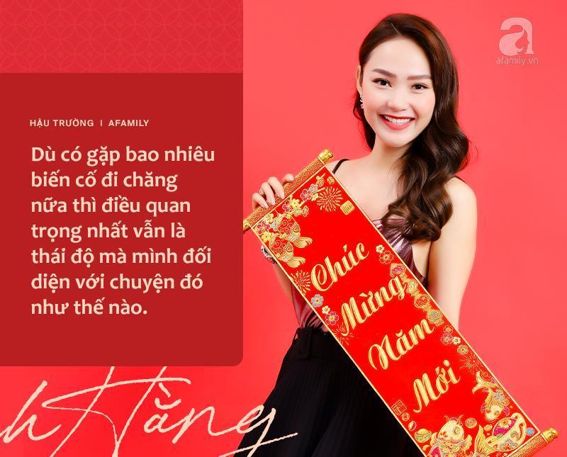 Minh Hằng tuyên bố ngày làm mẹ sẽ không còn xa, bất ngờ tiết lộ mối quan hệ với Thanh Hằng theo cách lạnh lùng 9