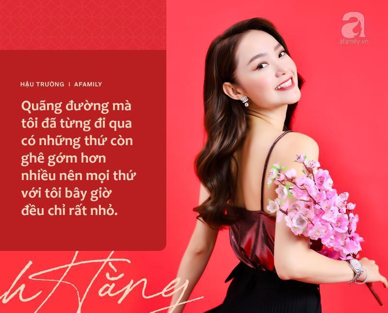 Minh Hằng tuyên bố ngày làm mẹ sẽ không còn xa, bất ngờ tiết lộ mối quan hệ với Thanh Hằng theo cách lạnh lùng 10