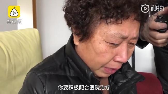 Mẹ của bác sĩ Lý Văn Lượng.
