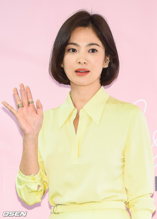 Hậu ly hôn, Song Hye Kyo lép vế trong cuộc đua nhan sắc khi đứng sau người đẹp đình đám này ở danh sách các nữ thần hàng đầu Hàn Quốc 0