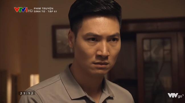 Tiến Huy căm phẫn vì đoán được ai là người đứng sau chuyện bắt cóc mẹ của mình.