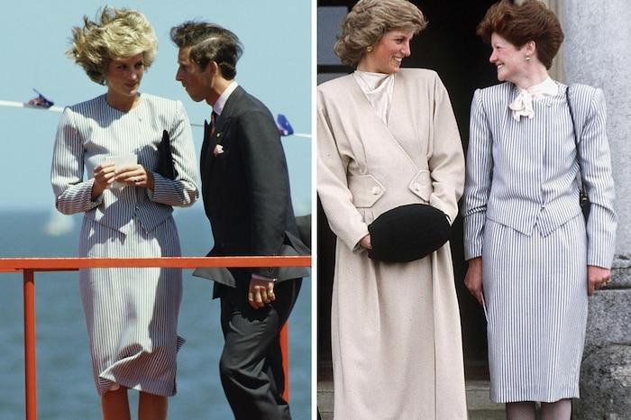 Giản dị đến bất ngờ, cố Công nương Diana thường xuyên cho chị em gái trong nhà mượn quần áo 0