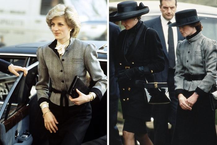 Giản dị đến bất ngờ, cố Công nương Diana thường xuyên cho chị em gái trong nhà mượn quần áo 2