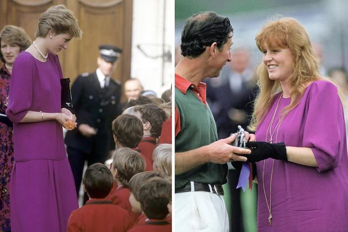 Giản dị đến bất ngờ, cố Công nương Diana thường xuyên cho chị em gái trong nhà mượn quần áo 1